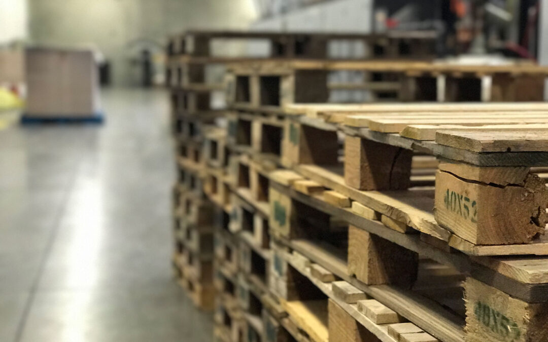 How to Safely Load a Pallet Rack